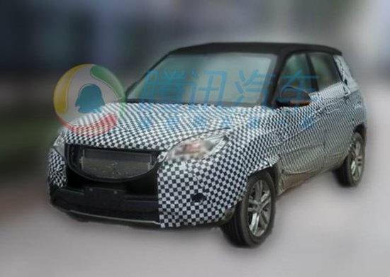 长安汽车首款SUV谍照-北京车展热点SUV前瞻解读 阵容堪比全明星高清图片