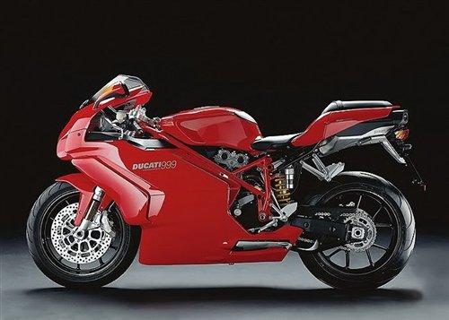 12次总冠军 欧洲摩托车霸主杜卡迪简介