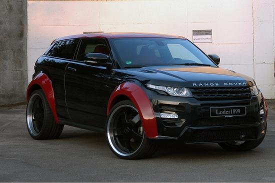 Range Rover Evoque >> 锦上添花 路虎极光改装实例盘点[3]- 时尚中国