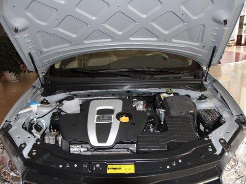 上汽荣威 550s 1.8l 自动 发动机局部特写高清图片