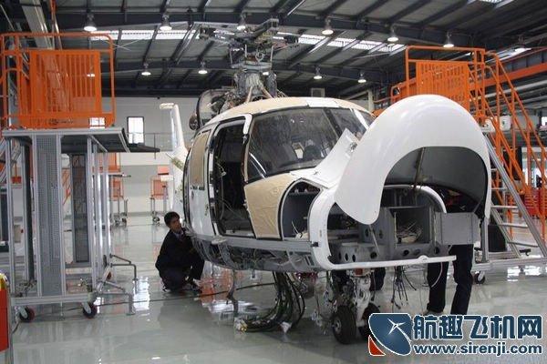 中航通用飞机公司将到到绵阳投资发展