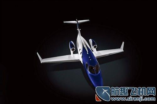 独特的设计:五款外形奇特的私人飞机