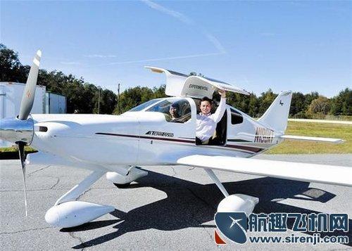 从美国知名飞机制造公司
